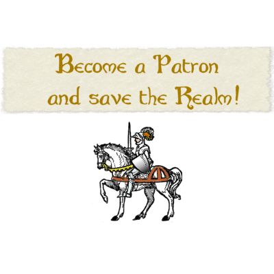 Become a patron and earn rewards